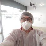 Cabinet Eric BLIN Enghien-les-Bains - Tenue de travail COVID 19